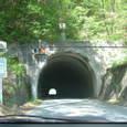 トンネルの信号