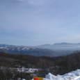 御岳スカイラインからの眺望