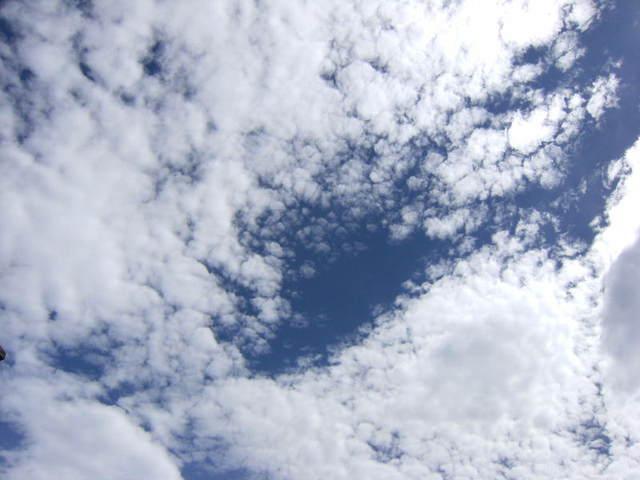 アワアワ雲