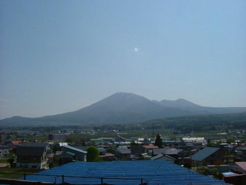 黒姫山??